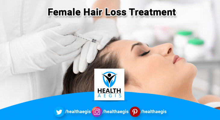 Female Hair Loss Treatment - A Simple Natural Remedy for Regrowth
