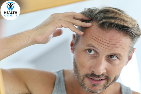 Male or female pattern baldness treatments