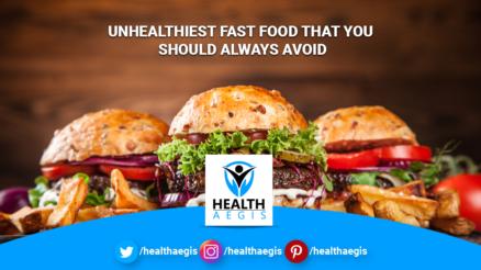 Unhealthiest Fast Food