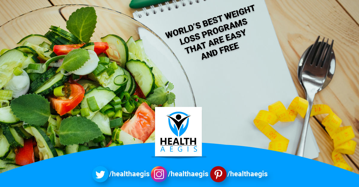 World S Best Weight Loss Programs That Are Easy And Free
