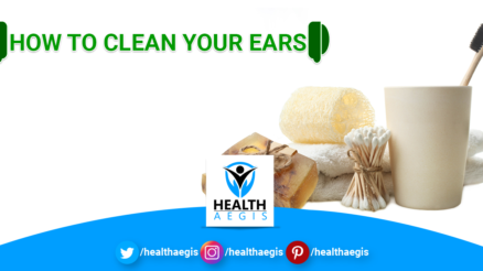 How to clean your ears