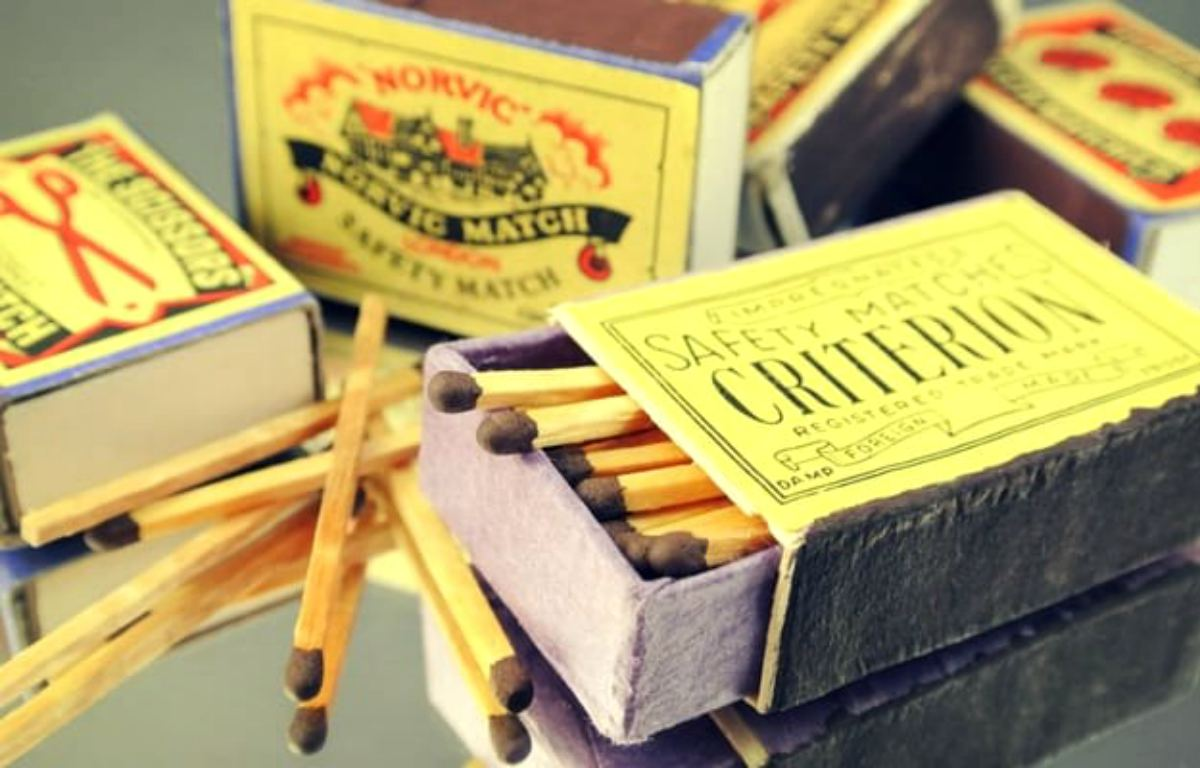 Save the matchbox