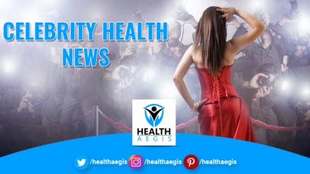 celebrity health news