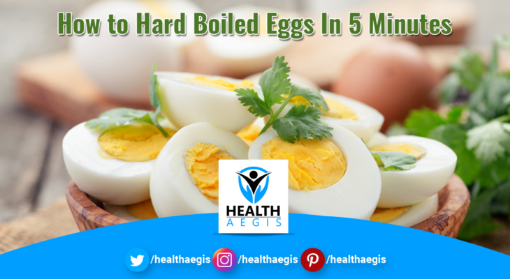 How to Hard Boiled Eggs