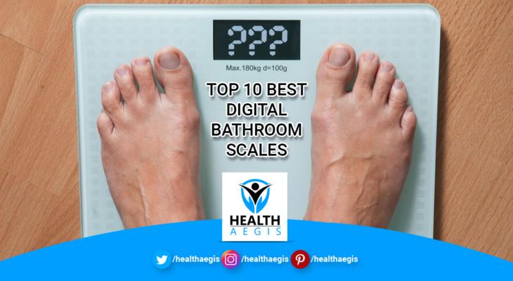Top 10 Best Digital Bathroom Scales